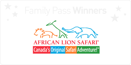 Family Pass Winners (1st Week Contest)