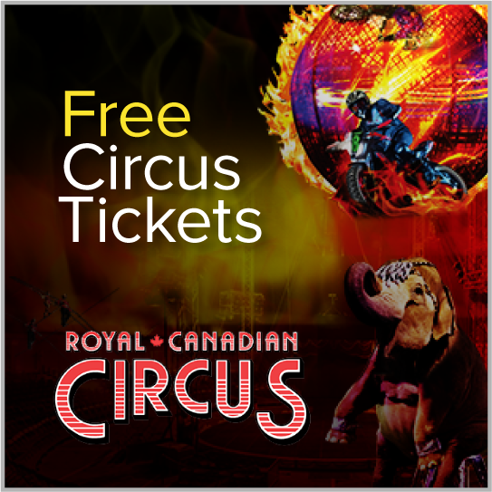royal canadian circus 2019 free tickets