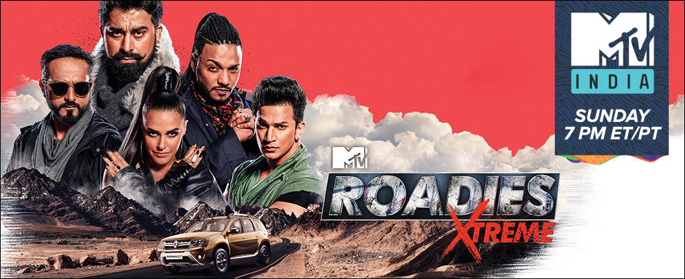 mtv roadies xtreme mtv india