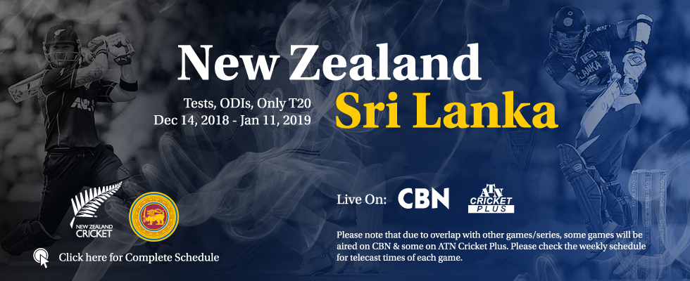 new zealand vs sri lanka 2018-19 cbn